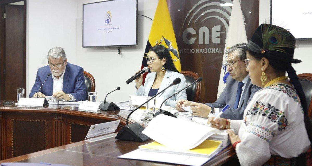 (Ecuador) CNE aprueba creación de zonas electorales con miras a Elecciones de 2021
