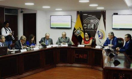 (Ecuador) CNE y TCE definen fechas para Elecciones de 2021