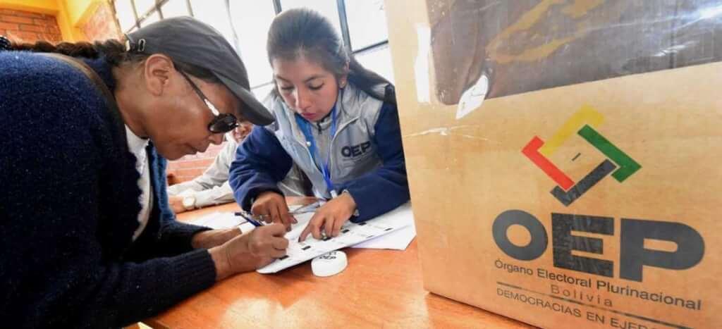 (Bolivia) Entre marzo y abril se realizará una encuesta de intención de votos con miras a las elecciones generales, con el apoyo de la Unión Europea