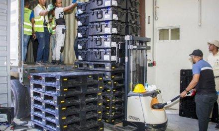 (República Dominicana) JCE inicia distribución del kit del Voto Automatizado hacia las Juntas Electorales
