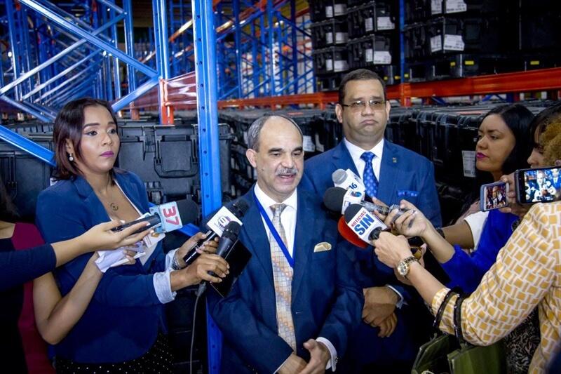 (República Dominicana) JCE trabaja para finalizar hoy despacho del kit del Voto Automatizado hacia 18 municipios