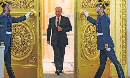 Reforma constitucional en Rusia: ingeniería del poder