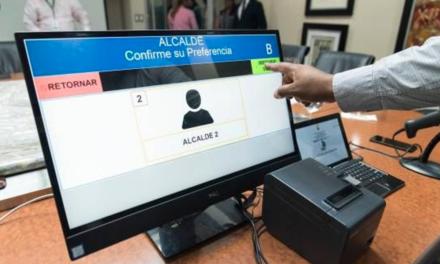 ¿Tecnología en elecciones? Si, pero bajo ciertas condiciones de integridad