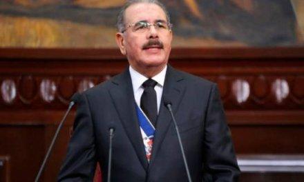 (República Dominicana) Pdte. Danilo Medina promete facilitar a la OEA auditoría de fallidas elecciones
