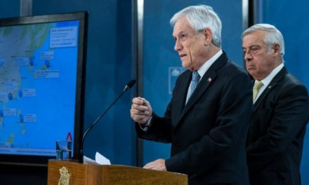 (Chile) Piñera promulgó la ley que posterga hasta octubre el plebiscito para cambiar la Constitución