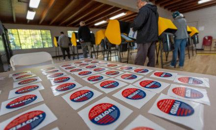 Los votantes de Los Ángeles estrenaron en el Super Martes un moderno sistema de votación