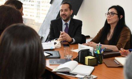 (México) Consejero Electoral Bernardo Valle se reunió con la Secretaría de la Contraloría General de la Ciudad de México con la finalidad de coordinar los trabajos de vigilancia y supervisión del Presupuesto Participativo 2020 y 2021