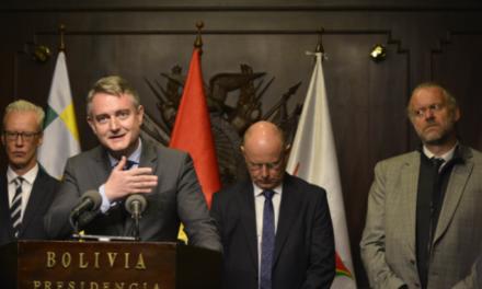 (Bolivia) TSE y UE firman acuerdo para la observación de las Elecciones Generales 2020