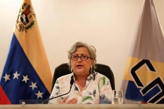 (Venezuela) A meses de las elecciones a la Asamblea Nacional, se quemaron casi todas las máquinas de votación de sistema electoral