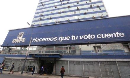 (Perú) ONPE y JNE intervendrán en elecciones internas, según propuestas de SP y PM