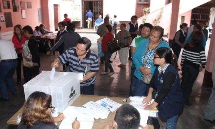 (Perú) Podemos plantea suspender elecciones primarias para elecciones generales del 2021