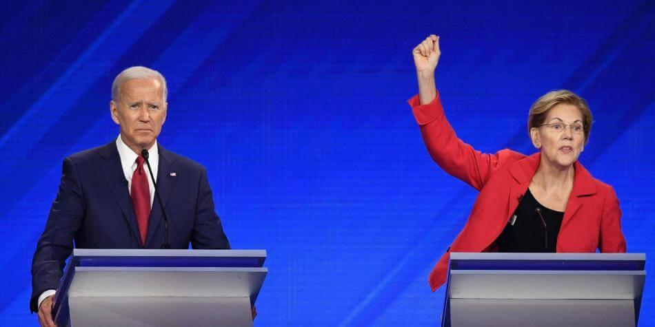 (Estados Unidos) Elizabeth Warren respalda candidatura de Joe Biden a la presidencia
