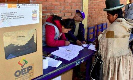 (Bolivia) La Cámara de Diputados de Bolivia aprueba celebrar elecciones generales dentro de 90 días