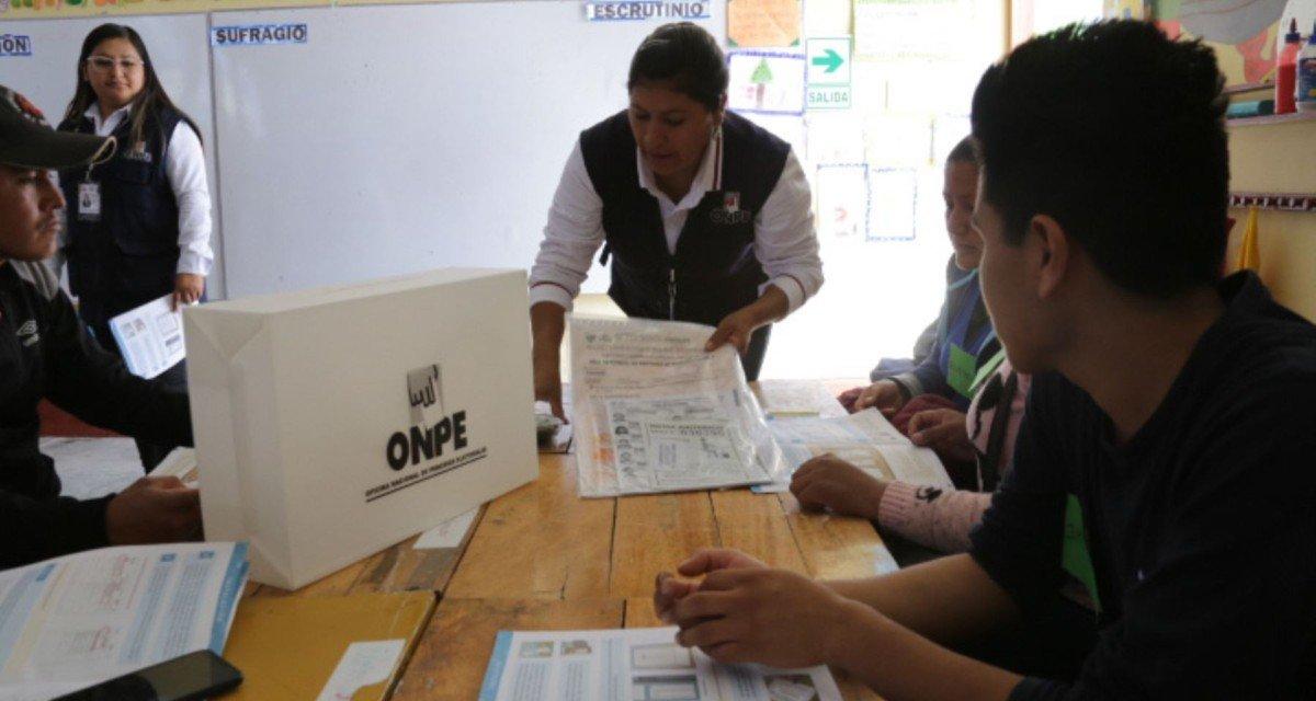 (Perú) José Villalobos: No existen razones para postergar elecciones generales del 2021