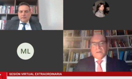 (Perú) Comisión de Constitución continuará análisis de proyectos de reforma electoral y política
