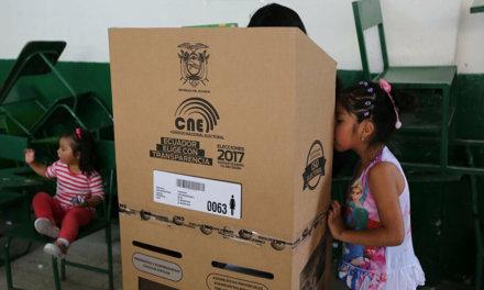 ¿Puede la innovación electoral garantizar la salud de los ecuatorianos?
