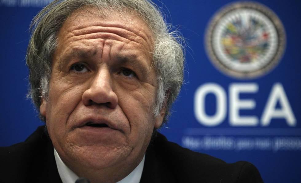 Almagro empieza su segundo mandato en la OEA en la Era Covid-19