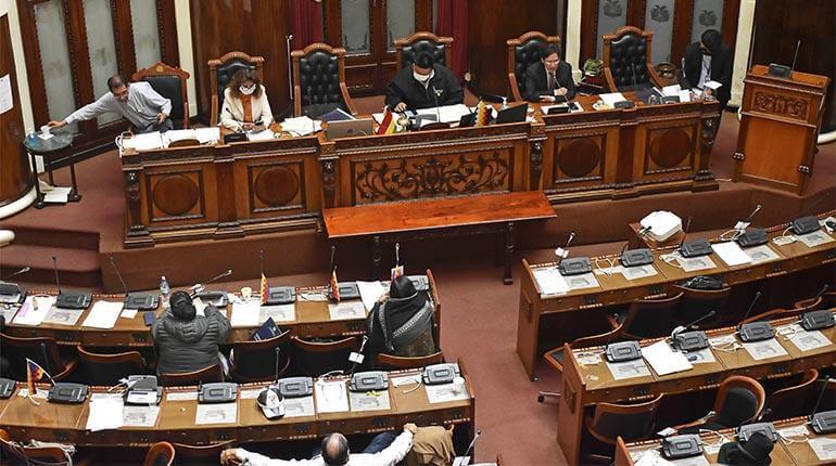 (Bolivia) Ley aprobada por el MAS pone en riesgo el derecho al sufragio de los electores en el exterior