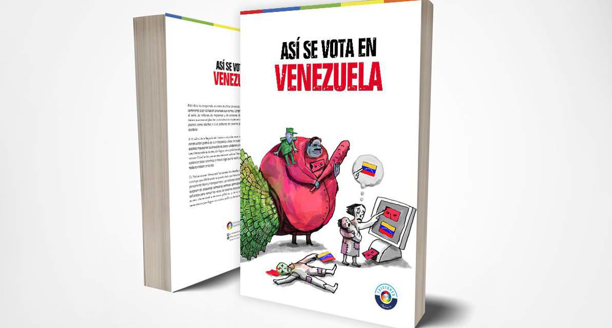 """Reseña del libro """"Así se vota en Venezuela, de la Constituyente de Chávez a la Constituyente de Maduro"""""""