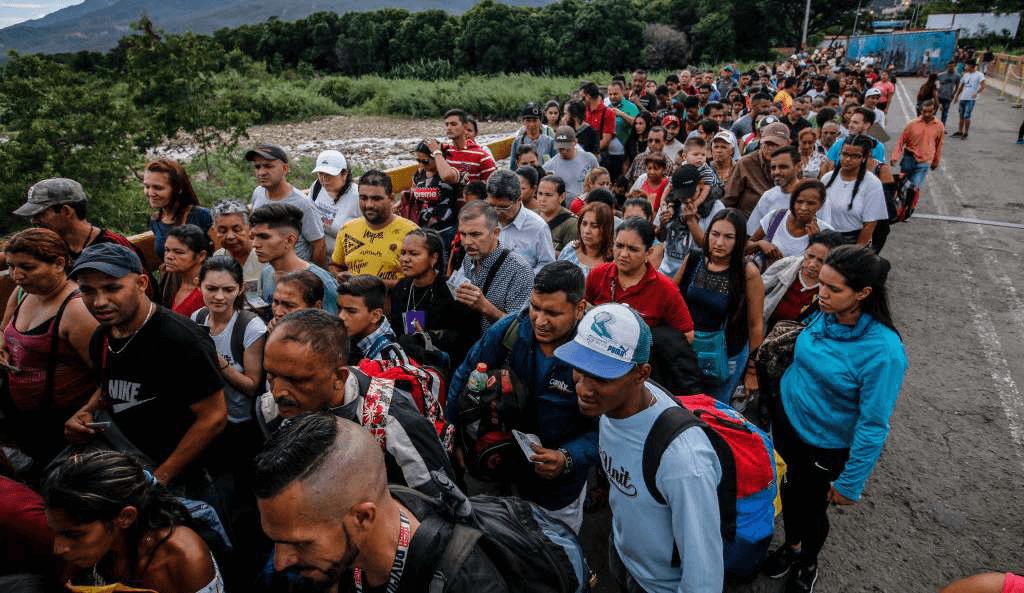 La migración y el origen. El punto donde todo comienza