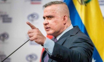(Venezuela) Fiscal General del chavismo pide al TSJ determinar si Voluntad Popular es un partido terrorista y si se procede a su disolución