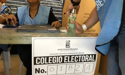 (República Dominicana) JCE aprueba grabación de escrutinio, votación será de 7:00 AM a 5:00 PM