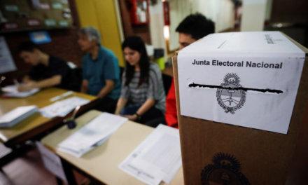 Las elecciones de Argentina en la era Covid-19