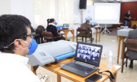 (Paraguay) Expertos en informática diseñan plataforma exclusiva para capacitar a los funcionarios electorales