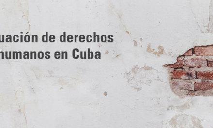 (Cuba) CIDH publica Informe de Cuba donde identifica la falta de participación política y elecciones libres por la persistencia de un partido único