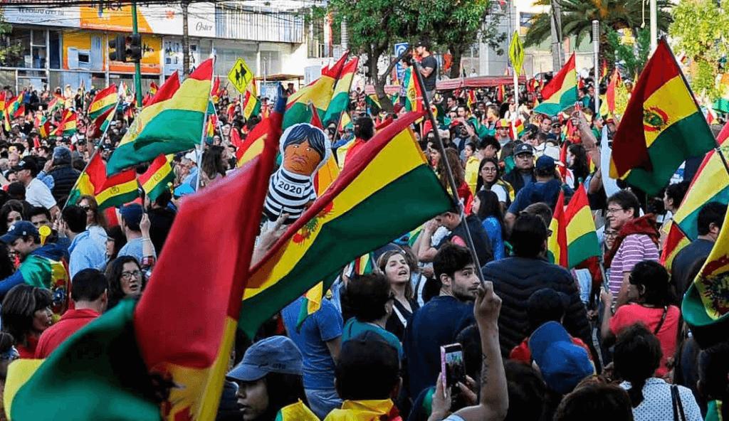 Restauración democrática en Bolivia