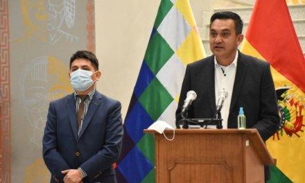 (Bolivia) El Gobierno insiste en estudio epidemiológico para promulgar ley de elecciones