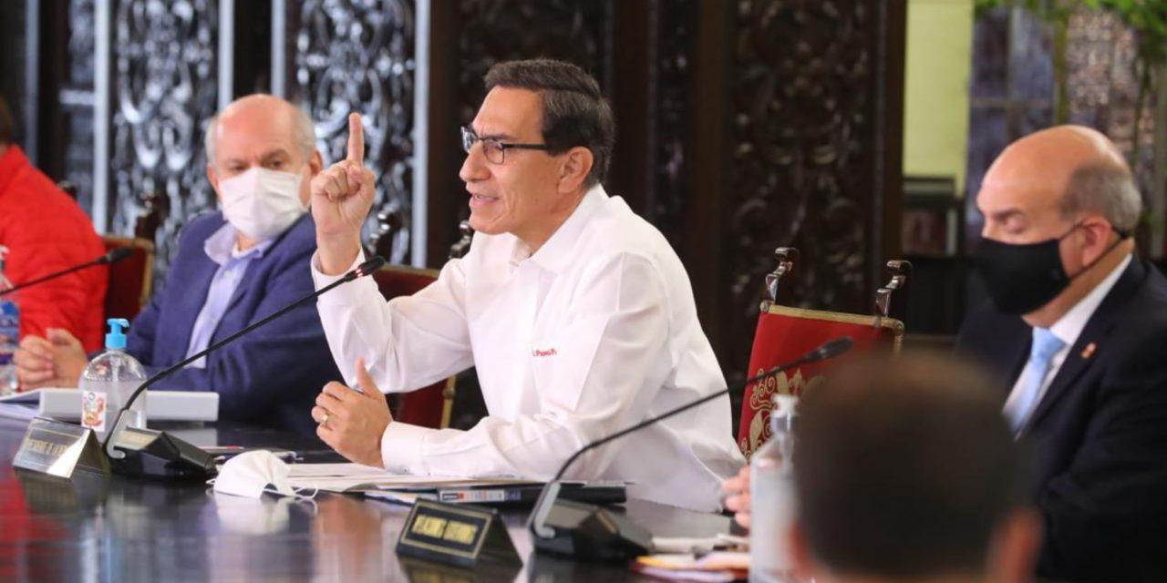 (Perú) Presidente promulga reformas en elección de TC, paridad y distrito electoral en exterior