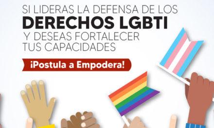 (Perú) JNE promoverá la participación efectiva en el ámbito político y social de las personas LGBTI que aspiran a ser candidatas en las Elecciones Generales 2021