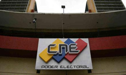 (Venezuela) Vicepresidente del CNE asegura que las elecciones legislativas se podrían aplazar por covid-19