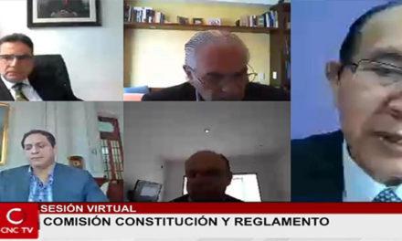"""(Perú) Pdte. del JNE: las elecciones internas para seleccionar candidatos a las Elecciones Generales deberían ser mediante la fórmula: """"un afiliado, un voto"""""""