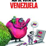 Así se vota en Venezuela