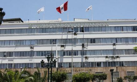 (Perú) JNE: autoridades y funcionarios de todas las instituciones públicas se encuentran prohibidos de realizar proselitismo político