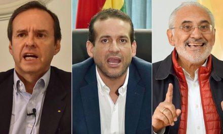 (Bolivia) En medio de la pandemia, líderes políticos insisten en diferir elecciones; el MAS en que se deje votar