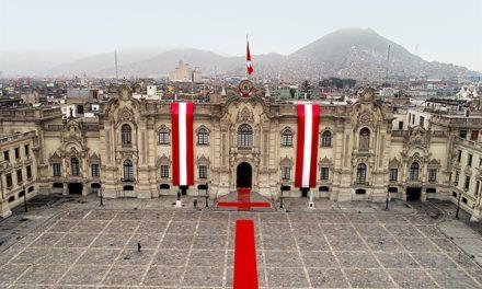 (Perú) JNE habilitará plataforma virtual para la justificación por no votar. Grupos de riesgo estarán exentos de pagar multas