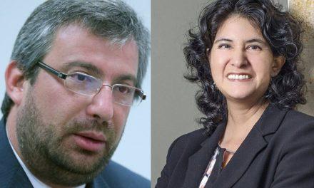 (Perú) Piero Corvetto y Carmen Velarde fueron elegidos jefes de la ONPE y Reniec