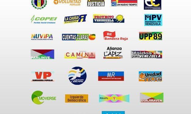 (Venezuela) Los partidos políticos de la Unidad deciden no participar en el fraude y convocan a un pacto nacional