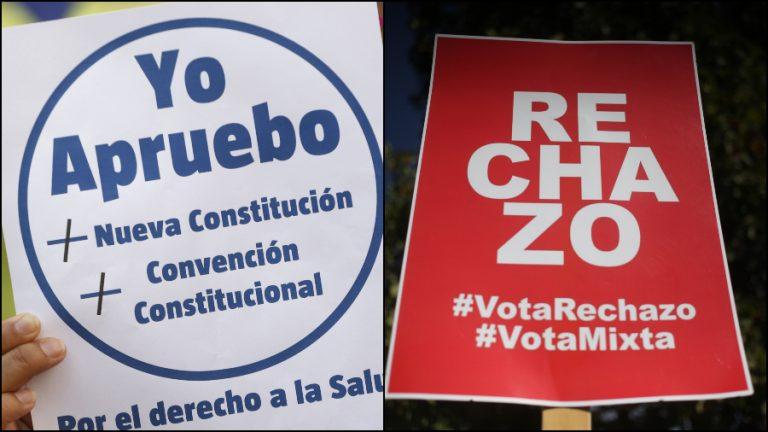 (Chile) Inicia el periodo de propaganda electoral de los partidos políticos de cara al Plebiscito