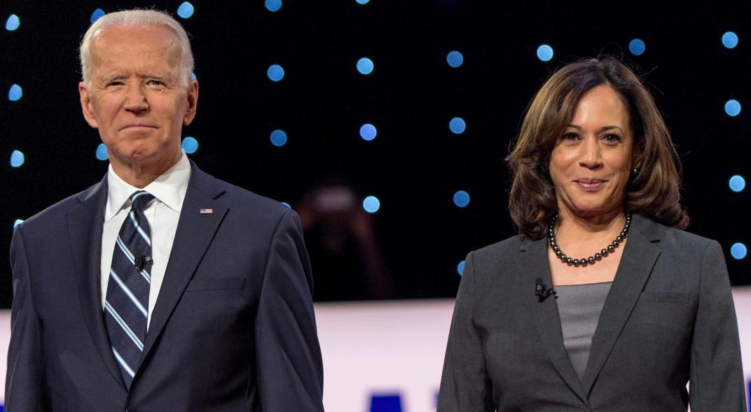 (Estados Unidos) Joe Biden designa a Kamala Harris como su compañera de fórmula de cara a las elecciones