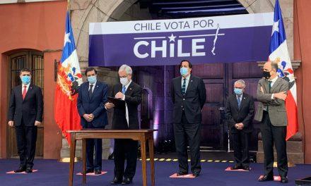(Chile) Se promulgó Ley que otorga mayores facultades a Servel