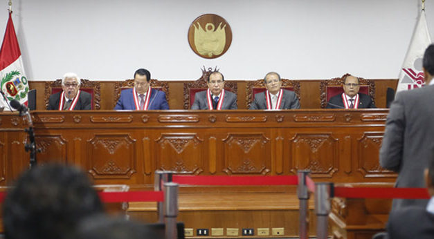 (Perú)  Jurado Nacional de Elecciones (JNE) vacó a 30 autoridades del país que fueron elegidas en las últimas Elecciones Regionales y Municipales de 2018