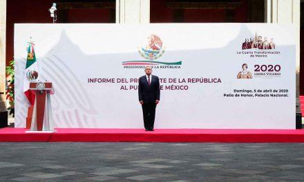 (México) INE determina improcedente difusión del Informe Presidencial en Coahuila e Hidalgo los días 5 y 6 de septiembre