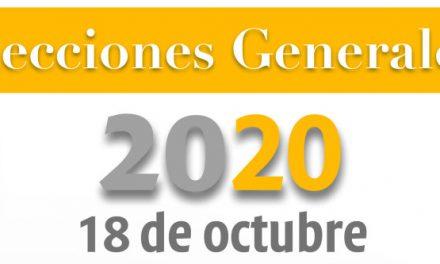(Bolivia) TSE: Los jurados electorales contarán con todas las medidas de bioseguridad para desarrollar su rol protagónico en las elecciones de octubre