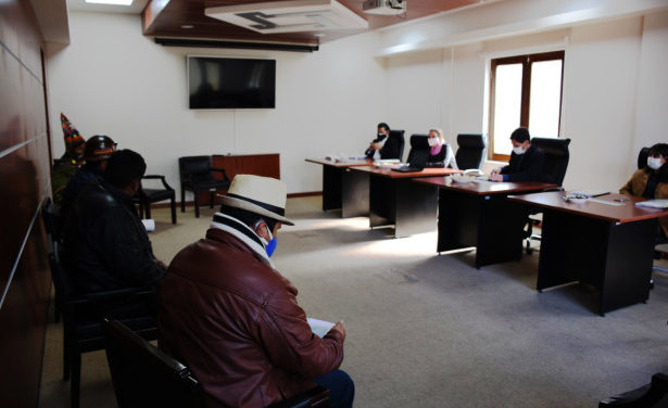 (Bolivia) El TSE convoca a sectores sociales a converger en diálogo sobre las Elecciones Generales