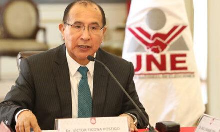 [Perú] Ministerio de Salud coordina con JNE protocolos para actividades proselitistas de candidatos por COVID-19