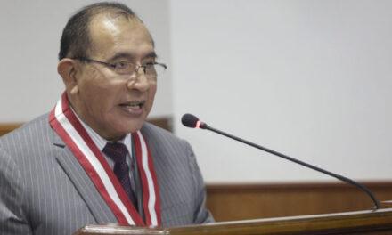 (Perú) El Presidente del JNE, Víctor Ticona, invocó a elegir a la brevedad representantes ante el Pleno del organismo electoral